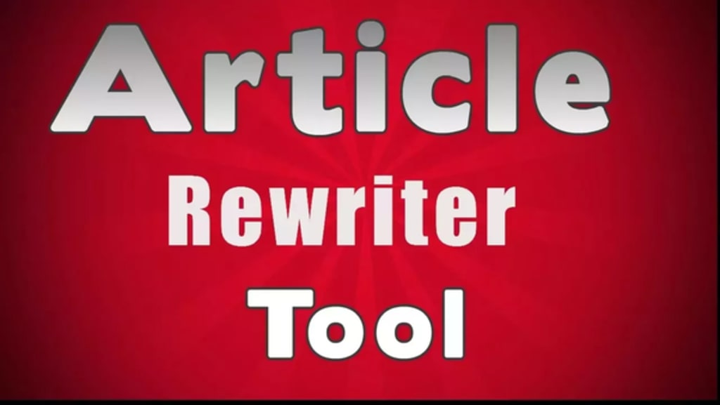 What Every Rewrite Article Must Find Out About Facebook